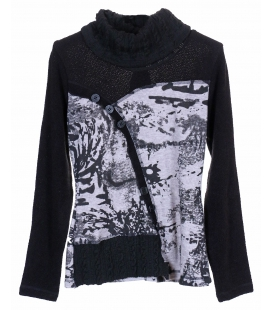 PULL NUAGE S-QUISE