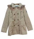 DUFFLE COAT KARLA DOUBLE FACON MOUTON