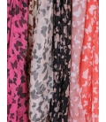 LOT DE 6 FOULARDS PAPILLONS