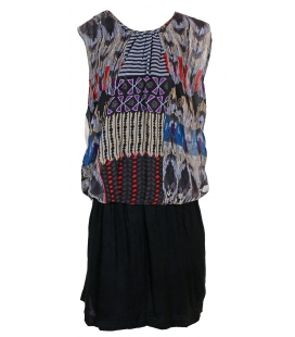 ROBE TUNIQUE AZTEC TS+M+L
