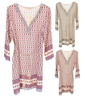 Robe Tunique Apach PACK DE 12