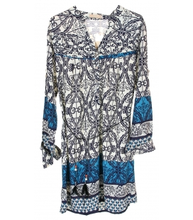 Robe Tunique Zoulou TS+M+L+XL