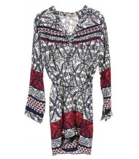 Robe Tunique Zoulou TS+M+L+XL