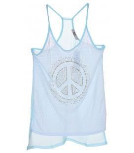 Debardeur tunique Peace and Love S/M+L/XL