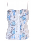 Bustier lovie Fleurbleue TS+M+L+XL