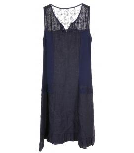 Robe Italie lin T M+L+XL+XXL